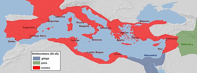 Conquesta romana. Fi de la Grècia clàssica