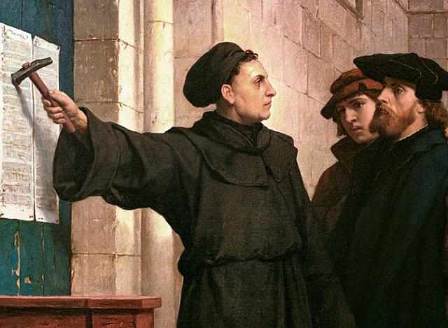 Inici de la reforma protestant