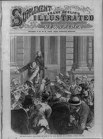 The Panic of 1873