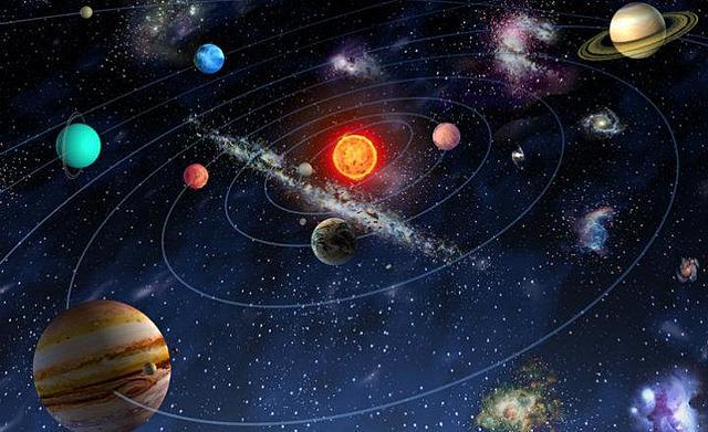 Proposa l'heliocentrisme de l'Univers.