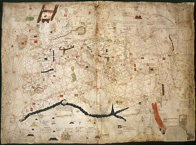 El sistema de representació cartogràfica de la Terra