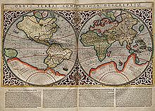 Mercator idea un sistema de representació cartogràfica de la Terra