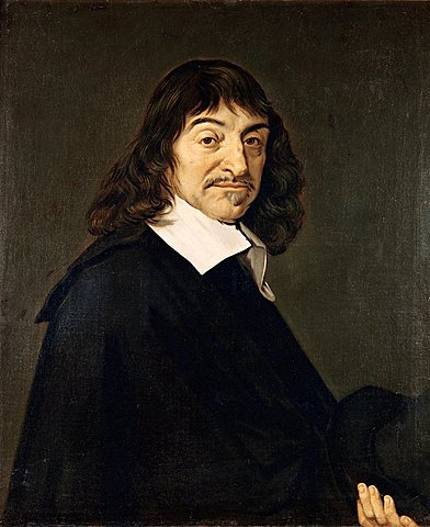 Descartes va elaborar el metode científic i fa progresar les matematiques