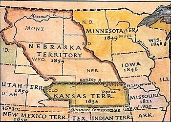 Kansas/Nebraska Act