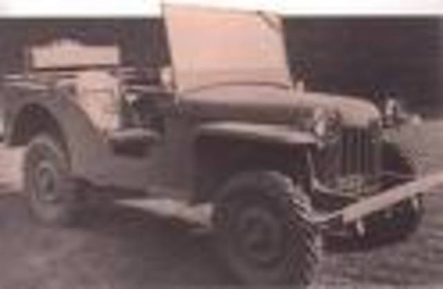 Jeep was invented