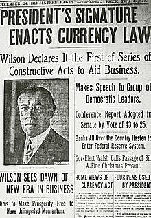 The Federal Reserve Act