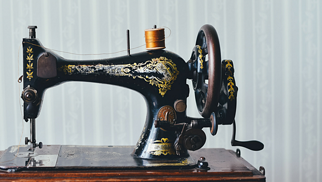 Sewing Machines to America