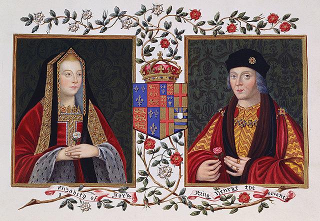 Birth of Prince Henry Tudor