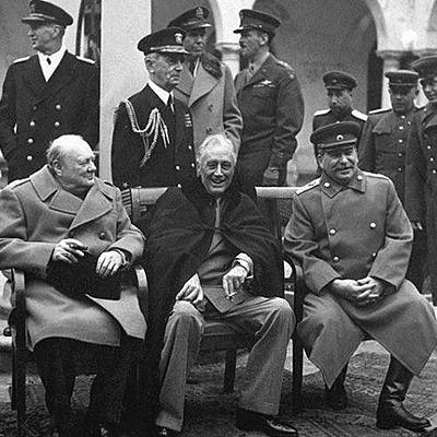 Eix cronològic de presidents d'EUA i de l'URSS des de la 2a GM fins avui timeline