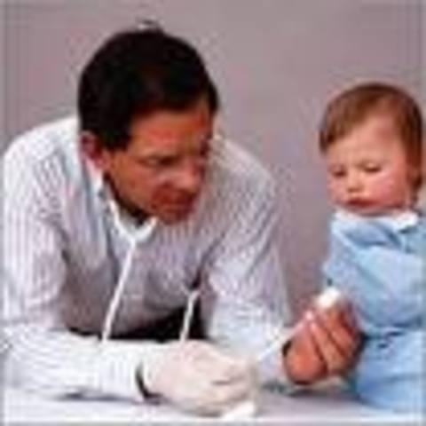 First vaccine for rubella