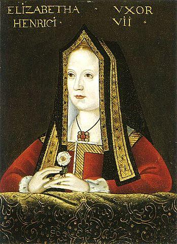 Death of Henry's mother,Queen Elizabeth of York