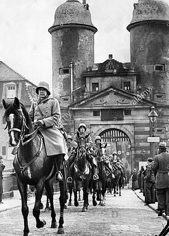 Ocupació de Renània per part d'Alemanya