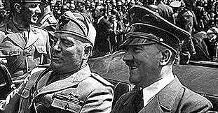 La formació de l'Eix Roma-Berlín