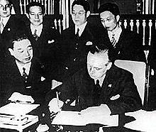 El pacte Antikomomintern