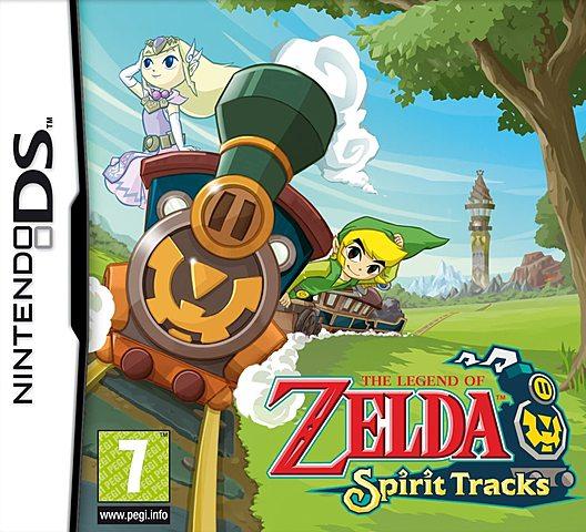 The Legend of Zelda: Spirits Tracks