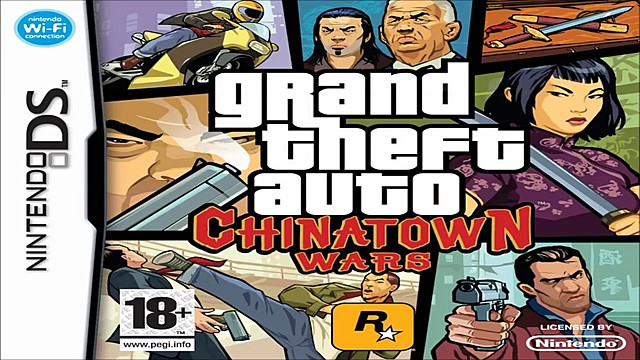 GTA Chinatown Wars (NDS)