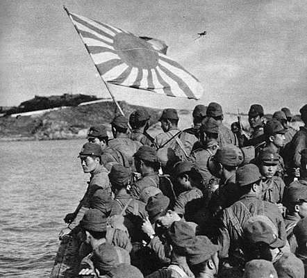 Japan invades China, initiating World War II in the Pacific.