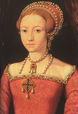 Anne Boleyn gave birth to Princess Elizabeth