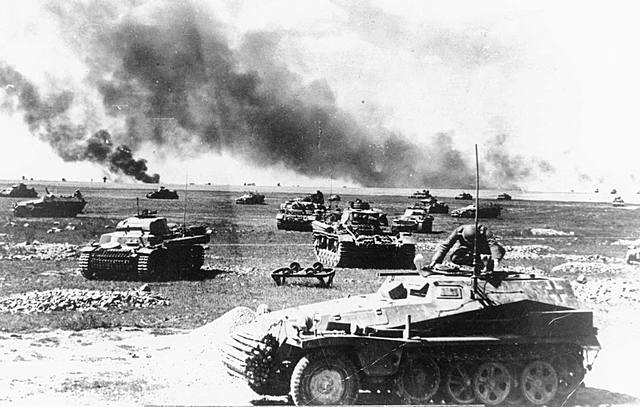 The Soviets launch a new offensive.