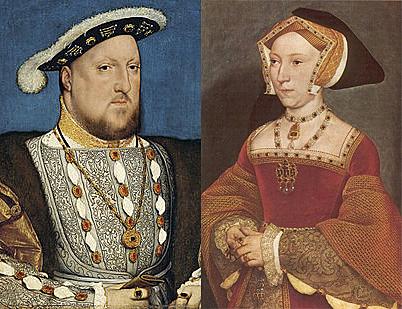 Wedding of Henry VIII and Jane Seymour