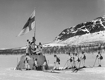 La invasió de Finlàndia per part de l'URSS