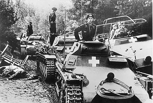 La invasió de Polonia