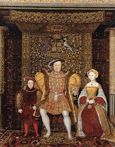 Jane Seymou gave birth to Prince Edward.