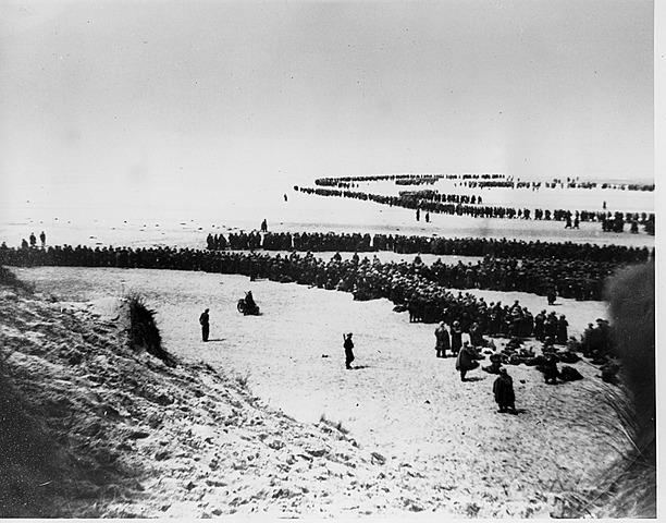 El desembarcament de Dunkerque