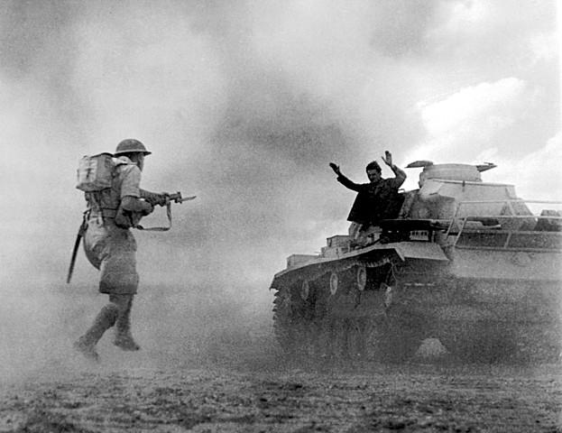 La batalla de El'- Alamein