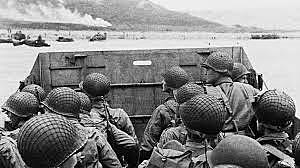"""El """"Dia D"""" (desembarcament de Normandia)"""