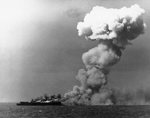 La batalla de Leyte