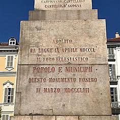 Le leggi Siccardi (Lo. Av.)
