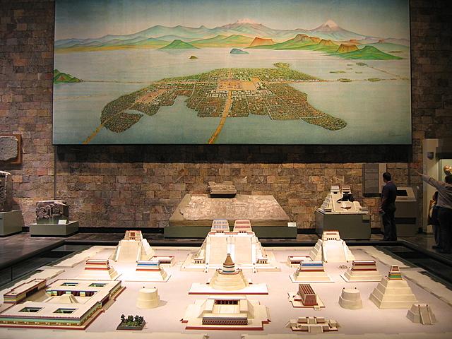 Settlement of Tenochtitlan