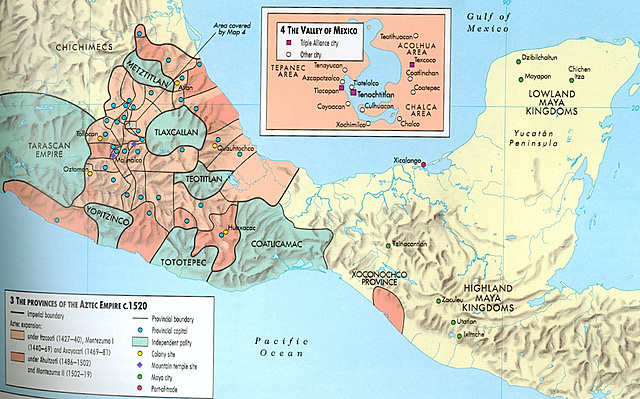 Rise of the Aztec empire