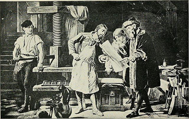The Printing Revolution