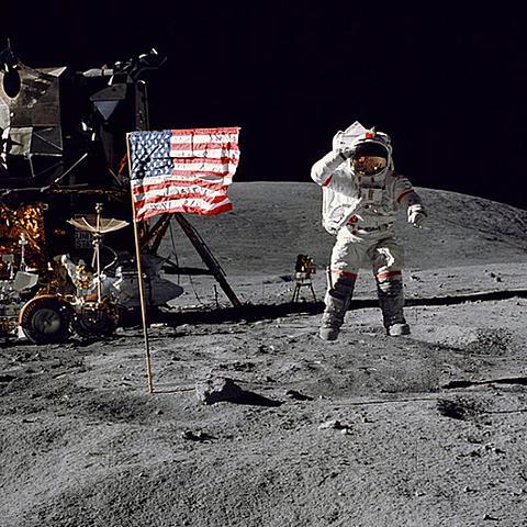 L'home arriba a la lluna - 20/07/1969