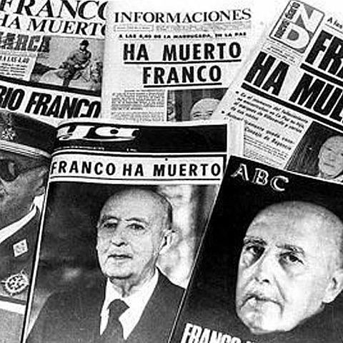 Mort de Franco - 20/11/1975