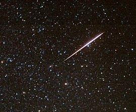 És hora de començar a fer preparatius per a la pluja de meteors de les Perseides.