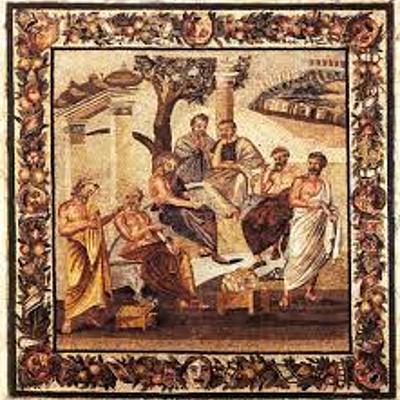 Le scuole filosofiche dell'età ellenistica timeline