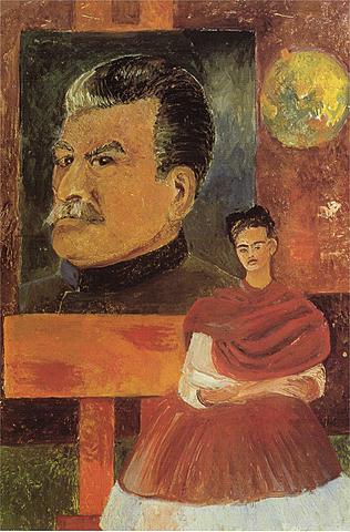 Frida i Stalin