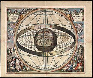 Tolomeo e il modello geocentrico