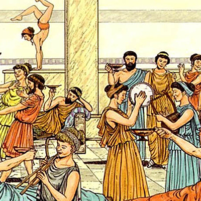 La storia della civiltà greca timeline