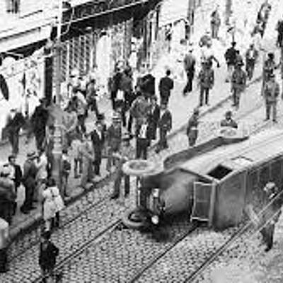 La crisi de la restauració (1902-1931) timeline