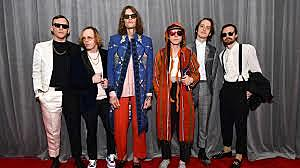 Second Grammy Award for Best Rock Album