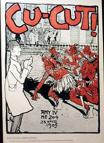 Incidents de Cu-Cut