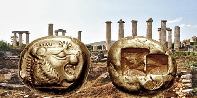 Primeras monedas
