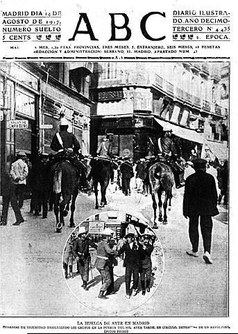 La vaga general del 1917