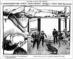 Assesinato Salvador Seguí