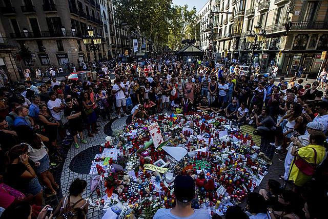 Atemptat a la Rambla de Barcelona - 8/08/2017