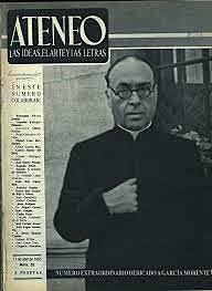 Manuel García Morente (1886-1942)